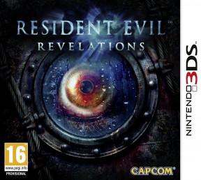 Resident Evil: Revelations 3DS Cover