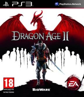 Dragon Age II PS3 Cover