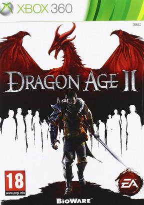 Dragon Age II Xbox 360 Cover