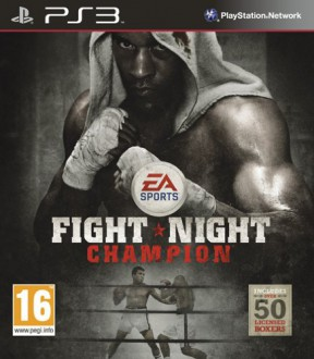 Fight Night Champion PS3 Cover