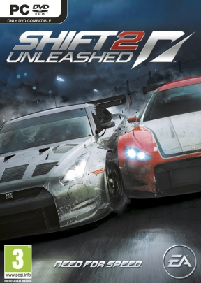 Shift 2 Unleashed PC Cover