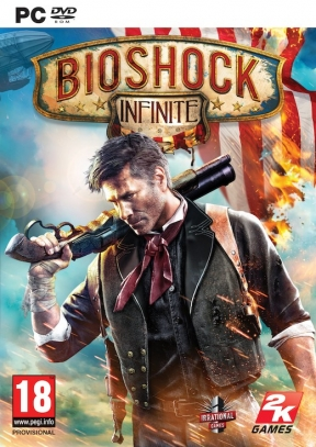 Bioshock: Infinite PC Cover