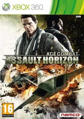 Ace Combat Assault Horizon Xbox 360 Cover