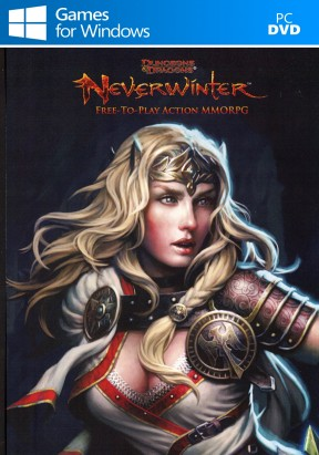 Neverwinter PC Cover