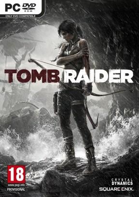 Tomb Raider (2013) PC Cover
