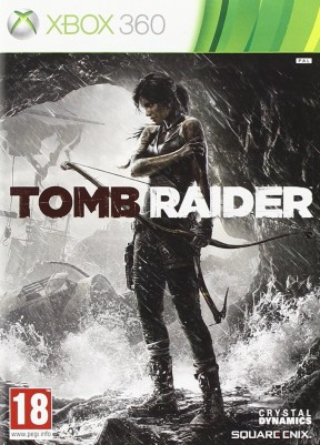 Tomb Raider (2013) Xbox 360 Cover