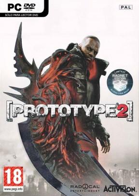 Prototype 2 PC Cover
