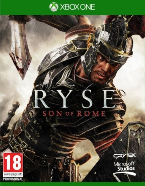 Ryse Son of Rome Xbox One Cover