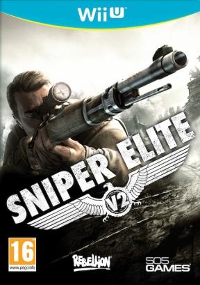 Sniper Elite V2 Wii U Cover