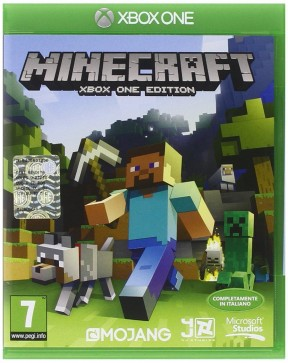 Minecraft Xbox One Cover