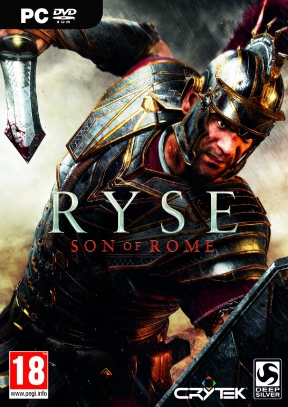 Ryse Son of Rome PC Cover