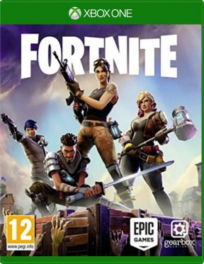 Fortnite Xbox One Cover