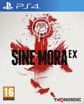 Sine Mora EX PS4 Cover