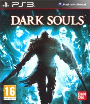 Dark Souls PS3 Cover