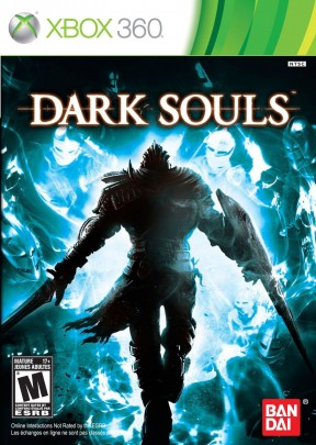 Dark Souls Xbox 360 Cover