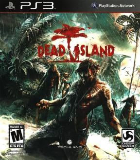 Dead Island PS3 Cover