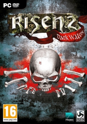 Risen 2: Dark Waters PC Cover