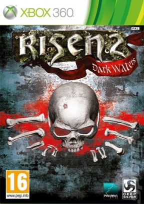 Risen 2: Dark Waters Xbox 360 Cover