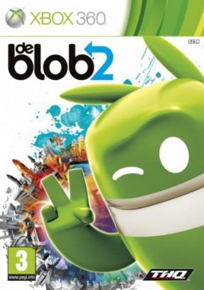 de Blob 2 Xbox 360 Cover