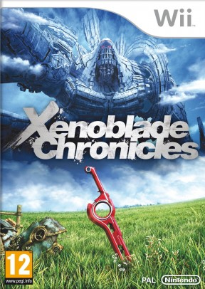 Xenoblade Chronicles Wii Cover