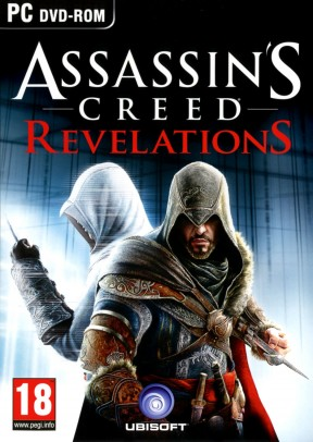 Assassin's Creed: Revelations PC Cover