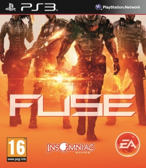 Fuse PS3 Cover