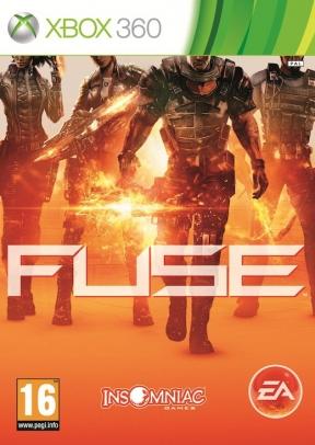 Fuse Xbox 360 Cover