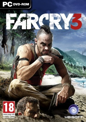 Far Cry 3 PC Cover