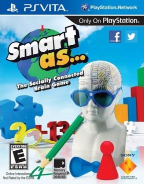 Smart As PS Vita Cover