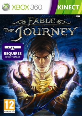 Fable: The Journey Xbox 360 Cover