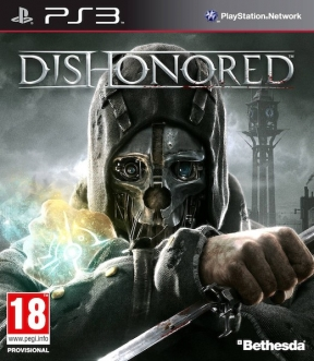 Dishonored PS3 Cover