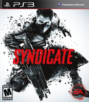 Syndicate PS3 Cover