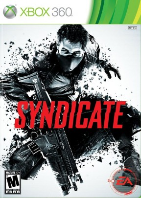 Syndicate Xbox 360 Cover