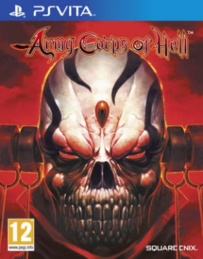 Army Corps of Hell PS Vita Cover