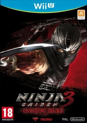 Ninja Gaiden 3: Razor's Edge Wii U Cover