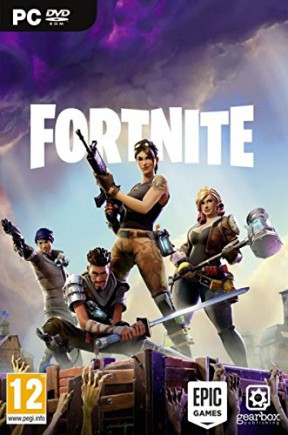 Fortnite PC Cover