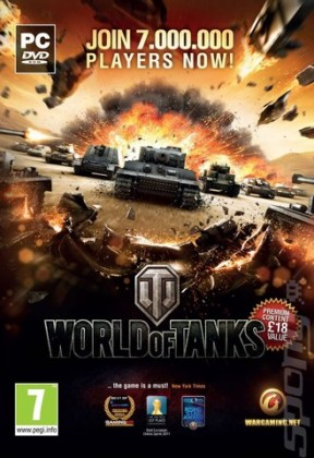 World of Tanks PC Cover