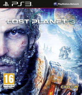 Lost Planet 3 PS3 Cover