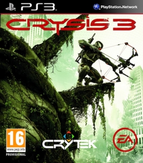 Crysis 3 PS3 Cover