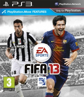 FIFA 13 PS3 Cover