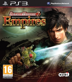 Dynasty Warriors 7 Empires PS3 Cover