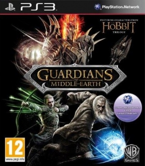 Guardians of Middle-Earth PS3 Cover