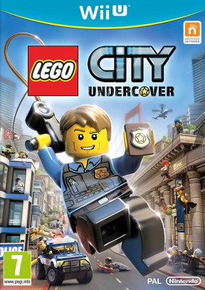 LEGO City Undercover Wii U Cover