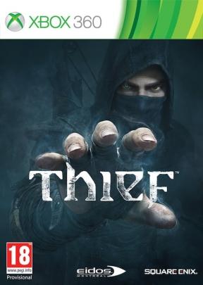 Thief Xbox 360 Cover