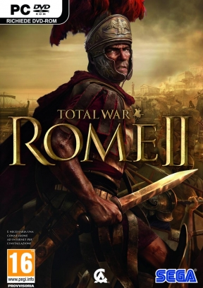 Total War: Rome II PC Cover