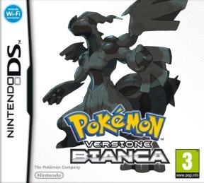 Pokémon Versione Bianca/Nera 2 3DS Cover