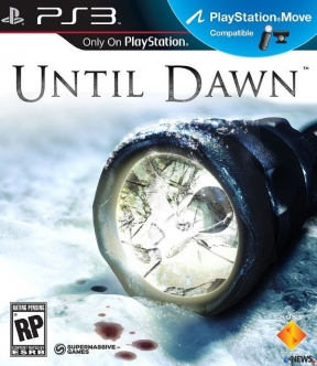 Until Dawn PS3 Cover