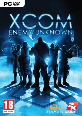 XCOM: Enemy Unknown PC Cover