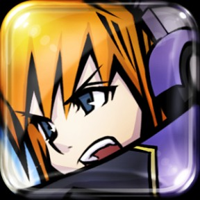 The World Ends With You: Solo Remix iPhone Cover