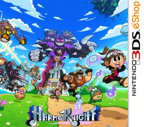 HarmoKnight 3DS Cover